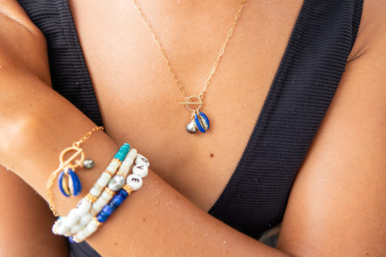 Moana Collection - bijoux faits à la main Tahiti