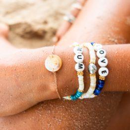Bracelets VAEHINA, POEMOANA et MONAITI